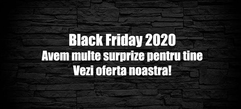 Vezi oferta noastra de Black Friday!