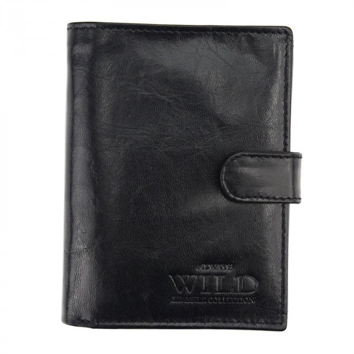Portofel barbati din piele naturala Wild N4L-VTK RFID [1]