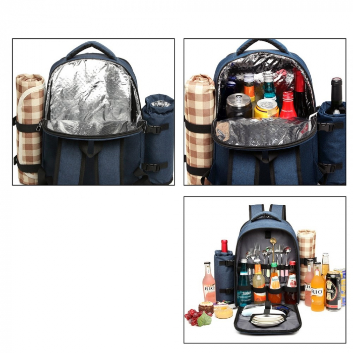 Rucsac pentru picnic Kono [4]