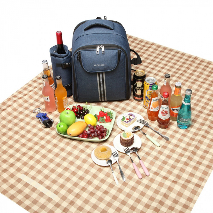 Rucsac pentru picnic Kono [7]