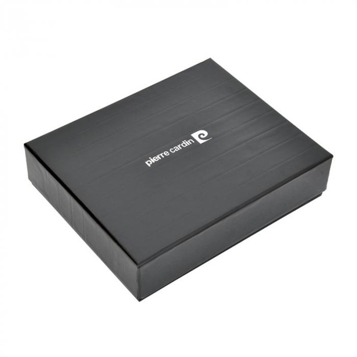 Portofel barbati din piele naturala Pierre Cardin YS520.1 326A RFID 8