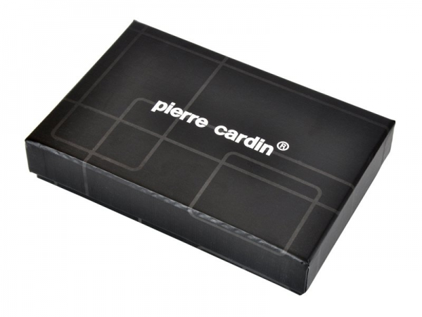Portofel dama din piele naturala Pierre Cardin PD110 12