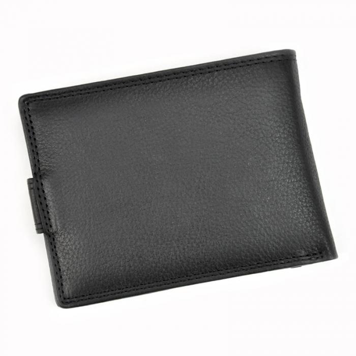 Portofel barbati din piele naturala Money Kepper CN 5602B RFID 1