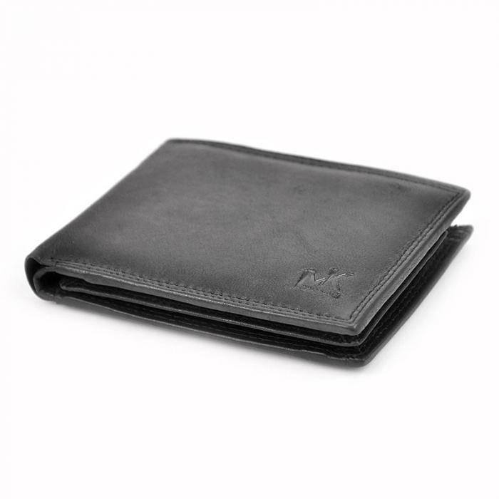Portofel barbati din piele naturala Money Kepper CN 5602 RFID [2]
