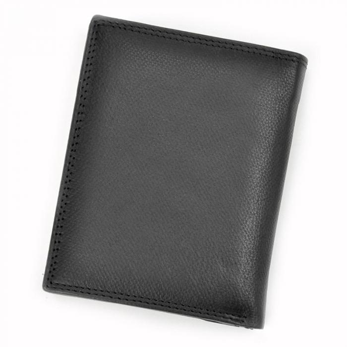 Portofel barbati din piele naturala Money Kepper CN 5601 RFID 1