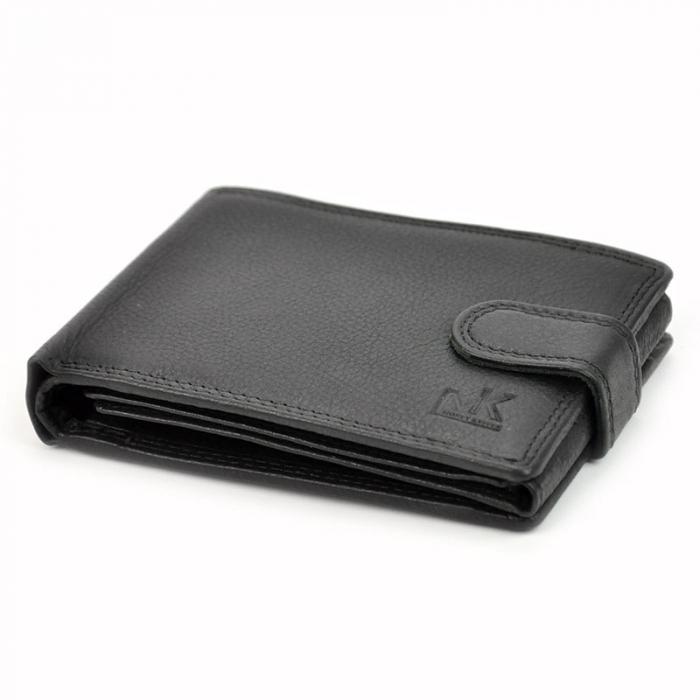 Portofel barbati din piele naturala Money Kepper CN 5600B RFID [2]
