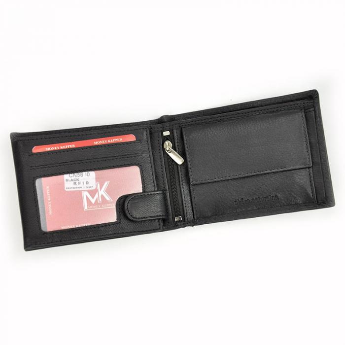 Portofel barbati din piele naturala Money Kepper CN 5600 RFID [4]