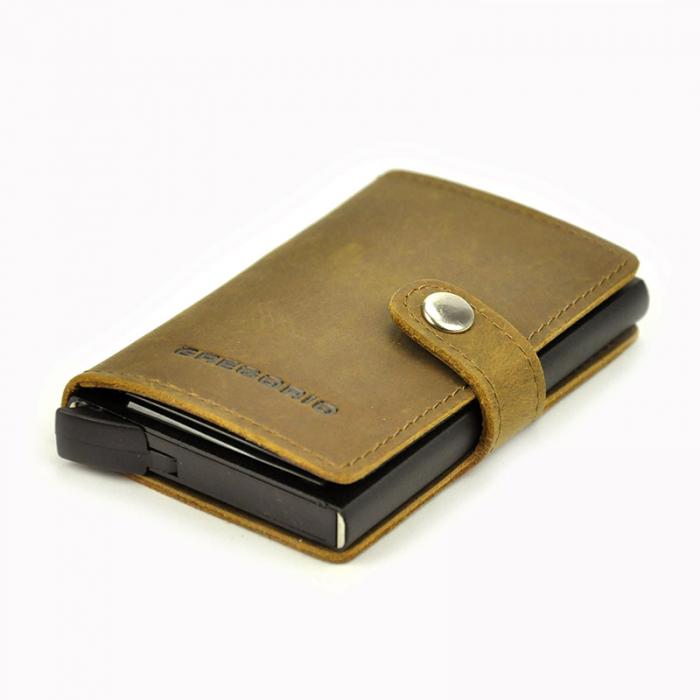 Portcard barbati din piele naturala PB2501, cu protectie RFID [12]