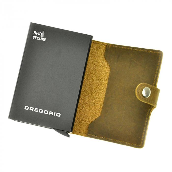 Portcard barbati din piele naturala PB2501, cu protectie RFID [14]