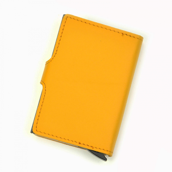 Portcard barbati din piele naturala PB2500, cu protectie RFID [11]