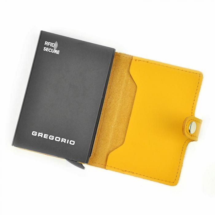 Portcard barbati din piele naturala PB2500, cu protectie RFID [14]