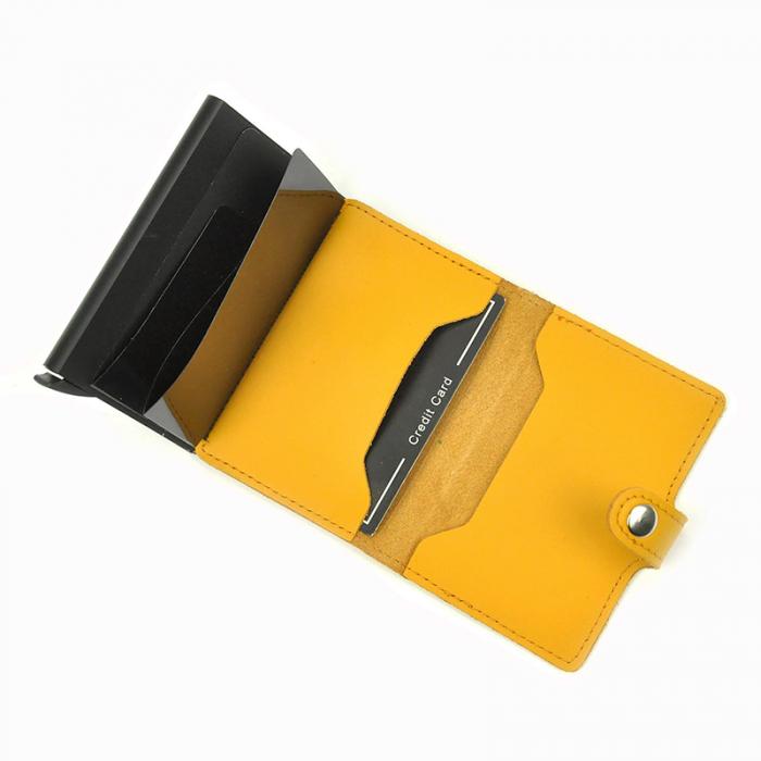 Portcard barbati din piele naturala PB2500, cu protectie RFID [15]