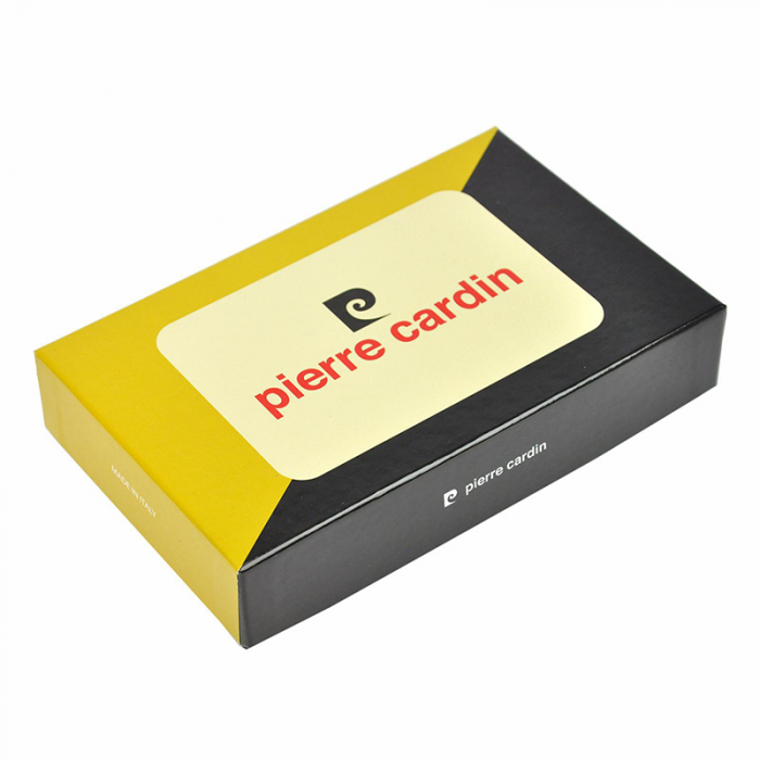 Portofel dama din piele naturala Pierre Cardin B-7792 [5]
