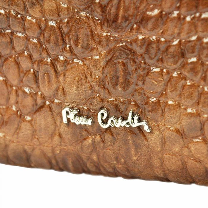 Geanta dama din piele naturala Pierre Cardin FRZ 1789 COCCO 5