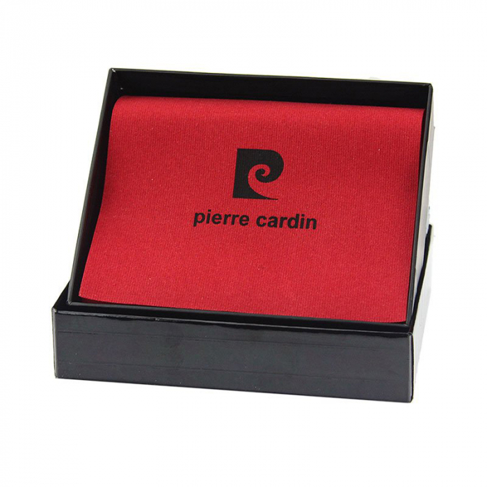 Portofel barbati din piele naturala Pierre Cardin YS520.1 323A RFID 7