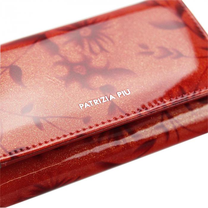 Portofel dama din piele naturala Patrizia Piu FL-108 RFID [2]