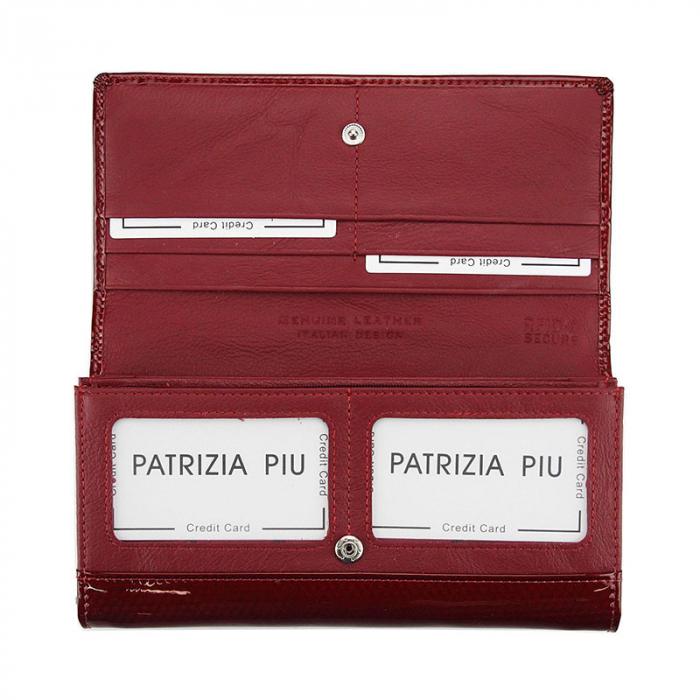 Portofel dama din piele naturala Patrizia Piu CB-122 RFID [1]