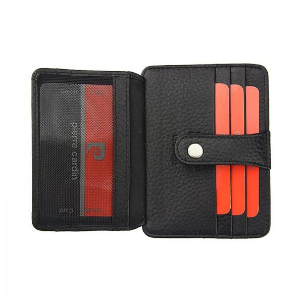 Port Card barbati din piele naturala Pierre Cardin PB254 1
