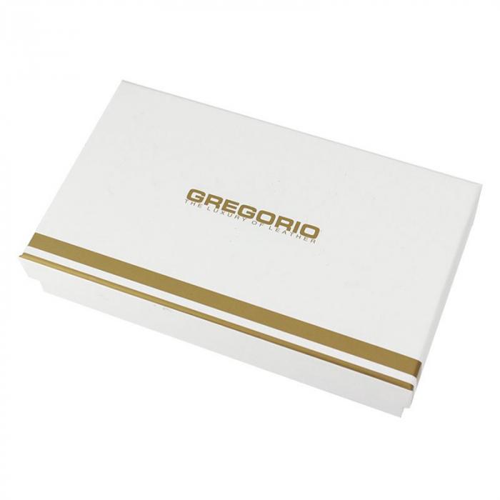Portofel dama din piele naturala Gregorio GP-102 7