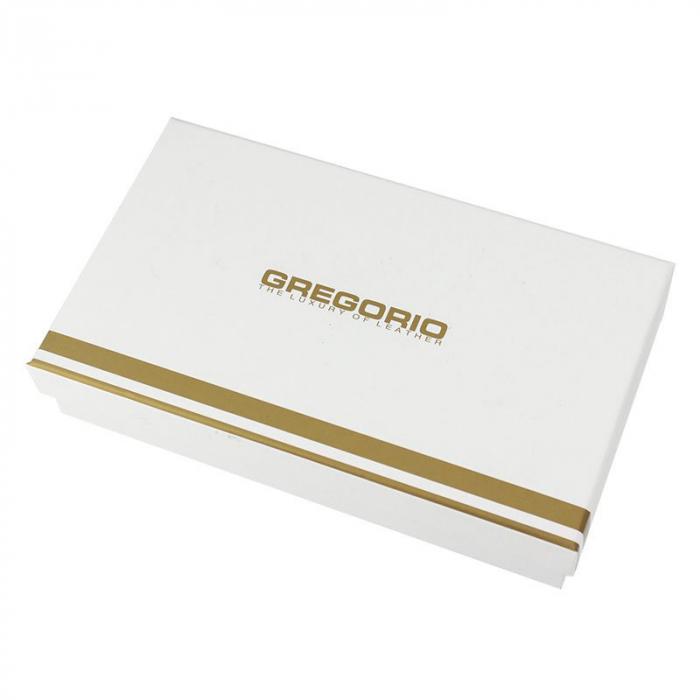 Portofel dama din piele naturala Gregorio GP-114 [6]