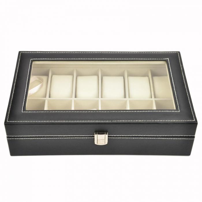 Cutie pentru ceasuri Gregorio Watch-Box-12 [0]