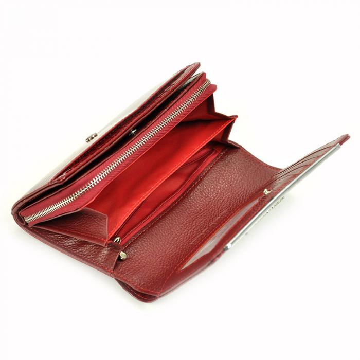 Portofel dama din piele naturala Money Kepper 4822 / 2019ANA [5]