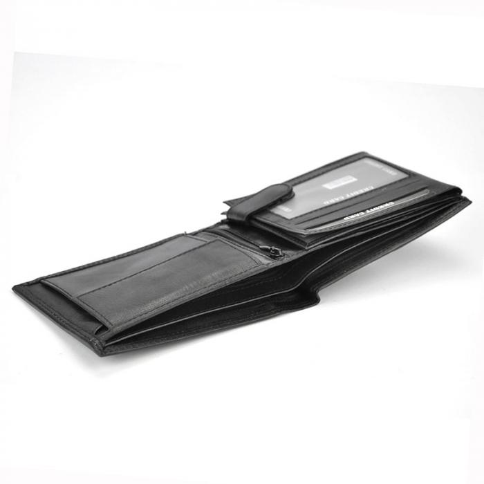 Portofel barbati din piele naturala Cavaldi N992-GSD-L 8