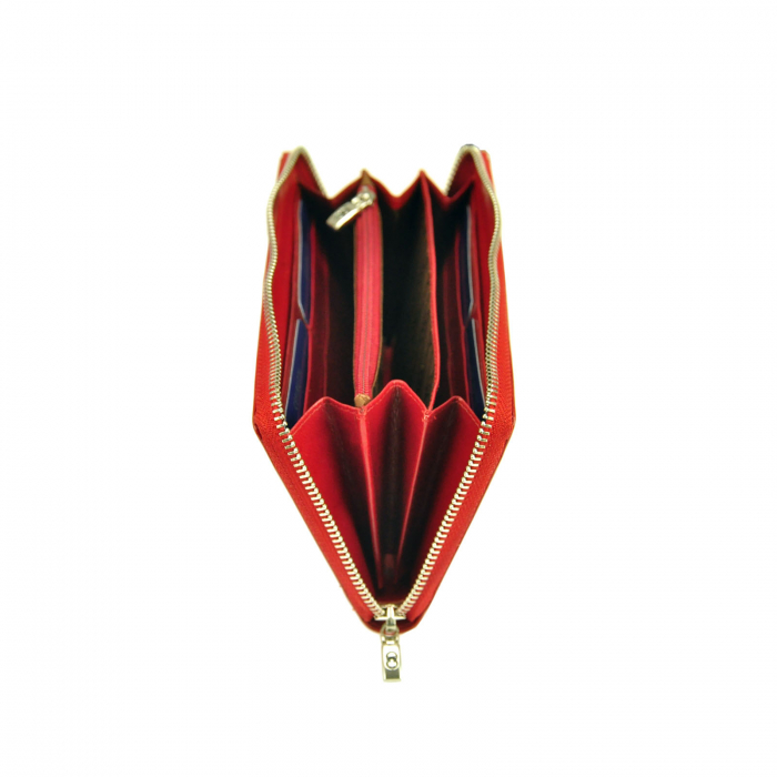 Portofel dama din piele naturala Cefirutti 7680188-9 [6]