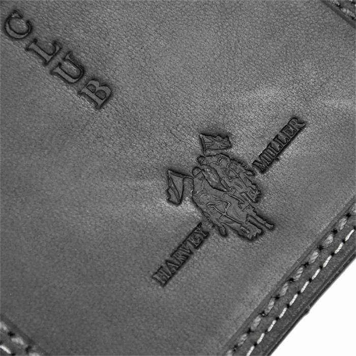 Portofel barbati din piele naturala Harvey Miller Polo Club 1503 292E [3]