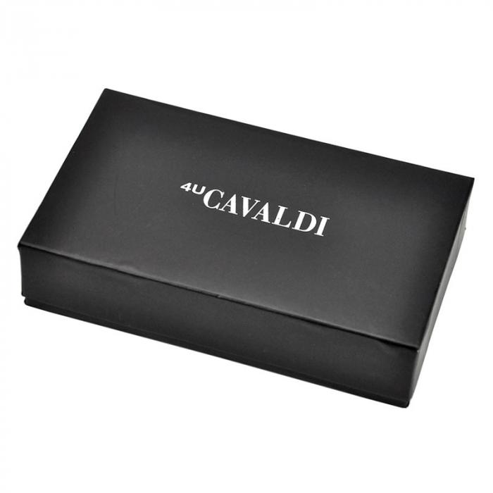 Portofel dama din piele naturala Cavaldi RD-08-GCL [8]