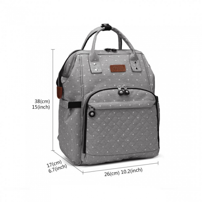 Rucsac multifunctional mamici Faith 8