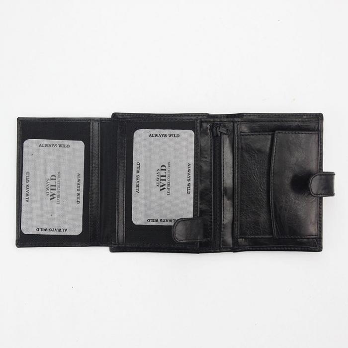 Portofel barbati din piele naturala Wild N4L-VTK RFID [3]