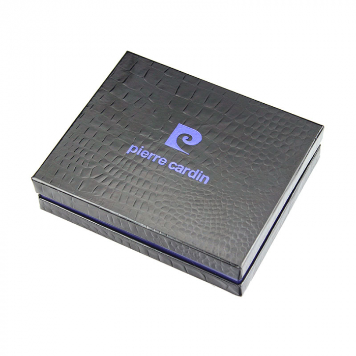 Portofel barbati din piele naturala Pierre Cardin TILAK06 8805 RFID 3