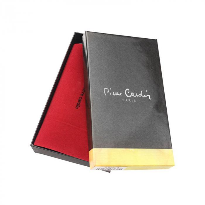 Portofel dama din piele naturala, Pierre Cardin, PD1580 5