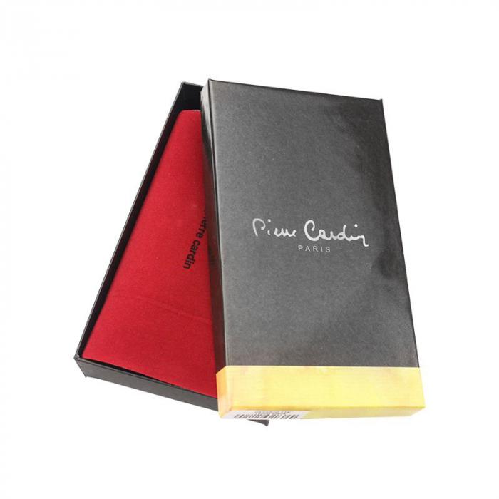 Portofel dama din piele naturala, Pierre Cardin, PD1640 6