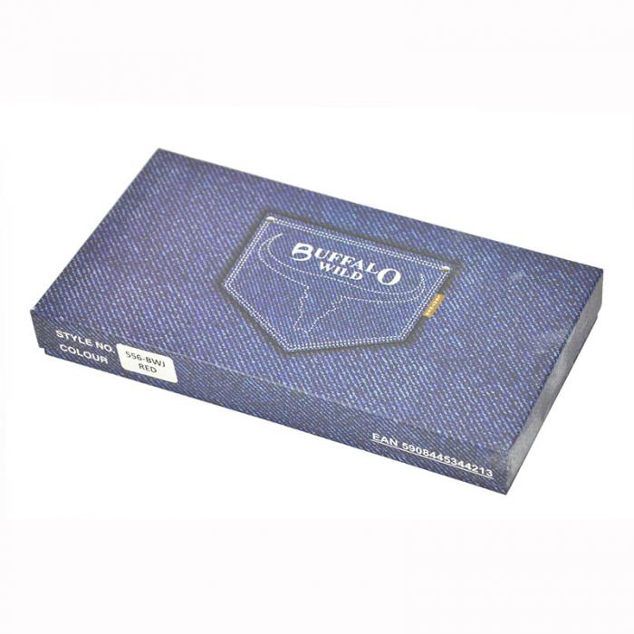 Portofel dama din piele naturala Wild BUFFALO 556-BWJ RFID 1