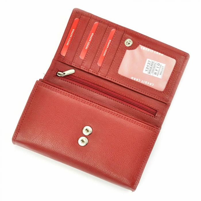 Portofel dama din piele naturala Money Kepper 12137 RFID [4]