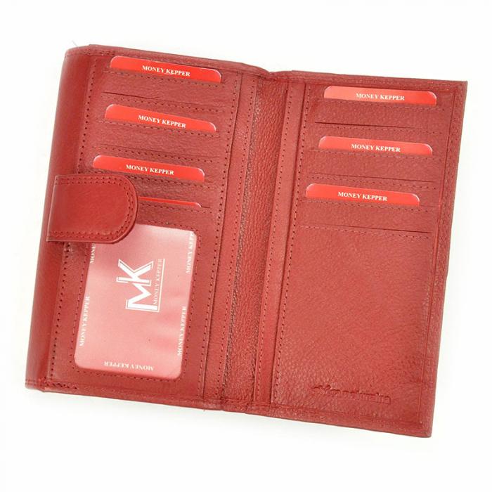 Portofel dama din piele naturala Money Kepper 12137 RFID [7]