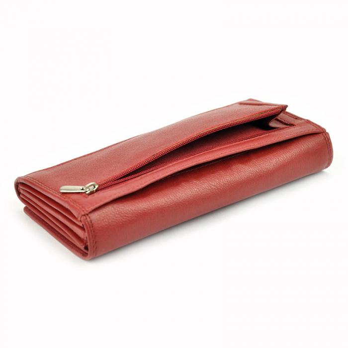 Portofel dama din piele naturala Money Kepper 12150 RFID [7]