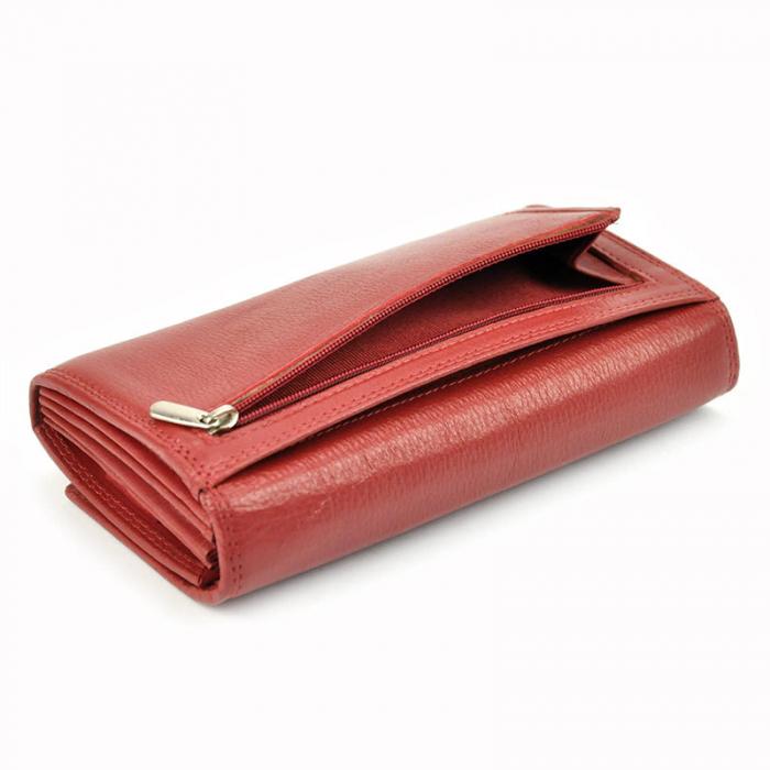 Portofel dama din piele naturala Money Kepper 12132 RFID [7]