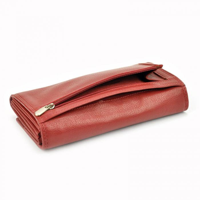 Portofel dama din piele naturala Money Kepper 12129 RFID [7]