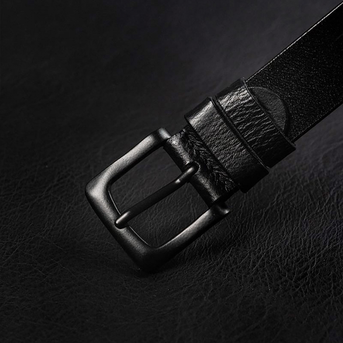 Set cadou barbati portofel si curea barbati din piele naturala Rovicky R-N992L-110-G [7]