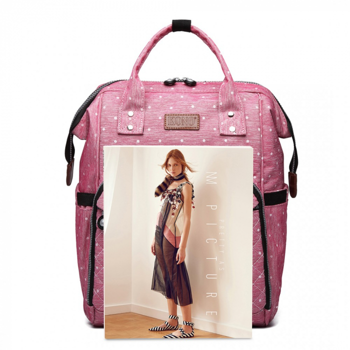 Rucsac multifunctional mamici Faith 4