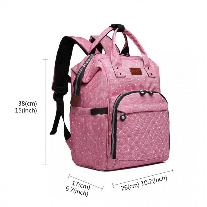 Rucsac multifunctional mamici Faith 3