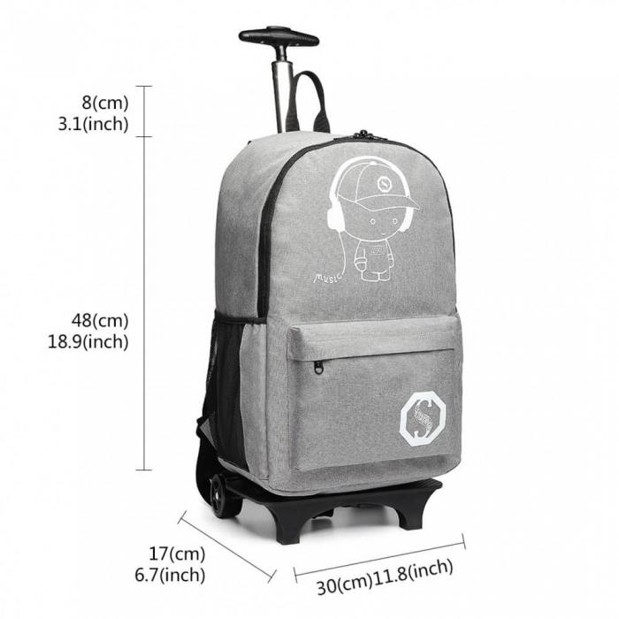Rucsac Trolley 9