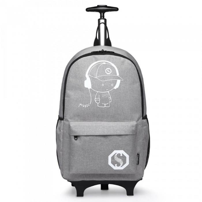 Rucsac Trolley 7