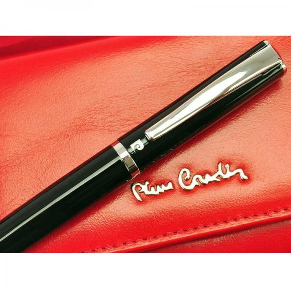 Set cadou dama portofel din piele naturala si pix Pierre Cardin, PDS500 [3]
