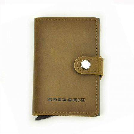 Portcard barbati din piele naturala PB2501, cu protectie RFID [9]
