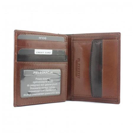 Portofel barbati din piele naturala EL FORREST 552-21 RFID [3]