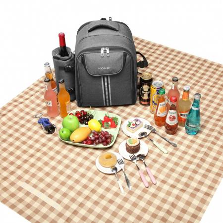 Rucsac pentru picnic Kono [15]